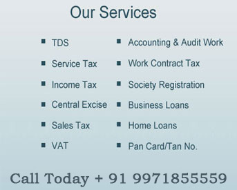 GST registration,GST Consultants, Income tax consultant,  Esi consultant, Pf consultant, Part time accountant,